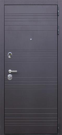 Металлическая дверь Дуэт