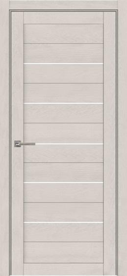 Межкомнатная дверь Light 2127 SoftTouch Бьянка Остекленная